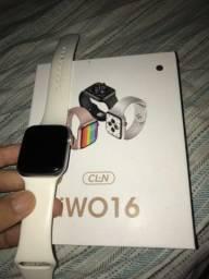 Relógio digital iwo 16