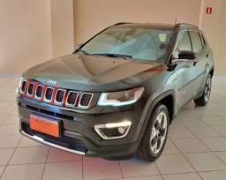 Título do anúncio: Jeep Compass Limited Flex Automático 2018