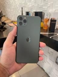 Título do anúncio: iPhone 11 Pro Max 64 verde
