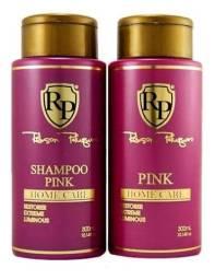 Shampo e condicionaador pink Robson Peluquero