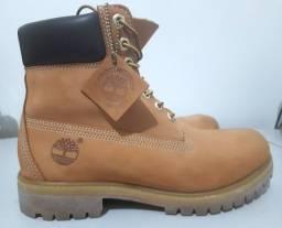 """Bota Timberland Yellow Boot 6"""" Premium"""