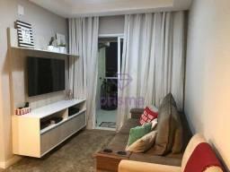 Título do anúncio: Apartamento com 2 dormitórios à venda, 60 m² por R$ 400.000,00 - Vila Matias - Santos/SP