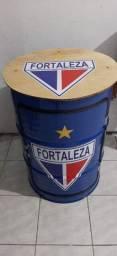 Tambores personalizados com prateleira 380.00