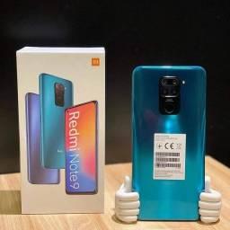 Smartphone Dual Chip - Cartão de memória - Android 10 - Note 9 de 128 gigas