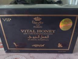 Mel estimulante natural vital honey
