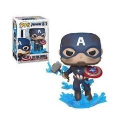 Título do anúncio: Funko Pop! Marvel: Avengers Endgame - Capitão América Mjoinir, #573