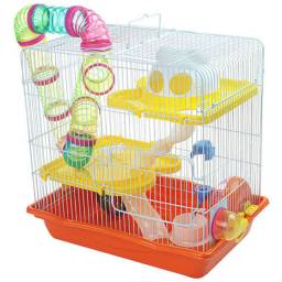 Gaiola hamster Safari