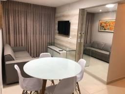 Alugo apt de 2 quartos mobiliado no beach class excelsior R$:2.700