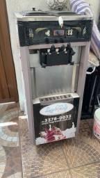 Maquina de açaí/sorvete expresso LOGROSOFT