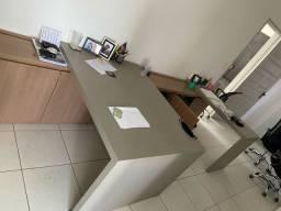 Conjunto de mesas pra escritório