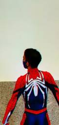 Título do anúncio: Cosplay - Homem aranha (PS4)