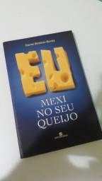 """Livro """"Eu mexi no seu queijo"""""""