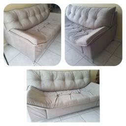 Sofá de alta qualidade - 2 lugares - 5 meses de uso!!