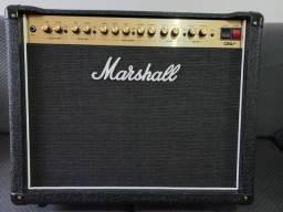Título do anúncio: Cubo de guitarra valvulado Marshall DSL 40CR novinho