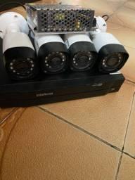 DVR Intelbras HD 16 canais