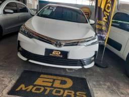 Título do anúncio: Corolla GLI Upper 1.8 2019 Ent: R$9.000 + R$2.579 Fixas