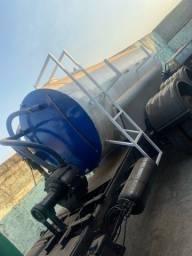 Título do anúncio: Limpa fossa tanque