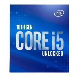 Intel® Core i5-10600K Processor (NOVO) (12M Cache, up to 4.80 GHz) FC-LGA14A