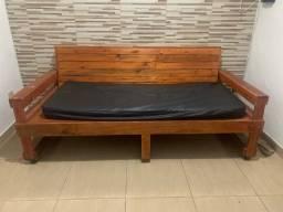 Sofá cama 800 reais