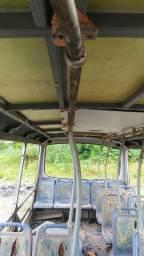 Ônibus banco de ônibus