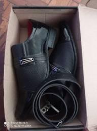 Sapato social masculino  envernizado