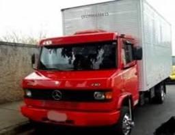 Diskii mudanças caminhão baú bh região brazil