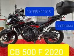Cb500 f 2020 800 kms