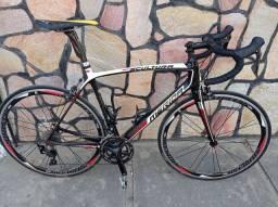 Título do anúncio: Bike speed carbono Merida Scultura