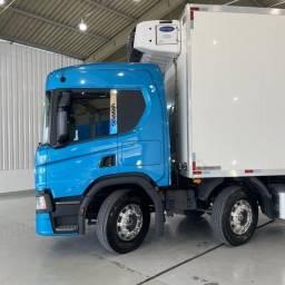 Título do anúncio: Scania P320 No Refrigerado Vendo
