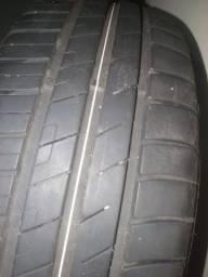 Rodas com pneus tudo completo