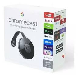 Vendo cromecast novo
