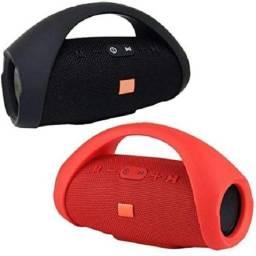 Mini Caixa de Som Wireless