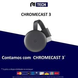 Google Chromecast 3 full HD- original-lacrado