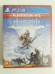 Horizon edição completa ps4