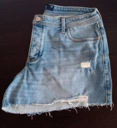 Shorts jeans Hollister