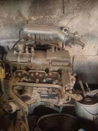 Motor para retirar peça Megane 98 1.6 8 válvulas