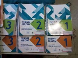 livros seminovos da escola adventista paul Bernardes