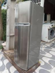 Geladeira Consul inox duas portas frost free funcionando perfeitamente e com garantia