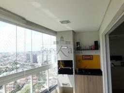 CM35005 -Apartamento 4 dorm Jardim Paraíba Jacareí - Splendor Residence Family Club 108 m2