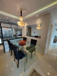 Apartamento 3 dormitórios mobiliado impecável em Balneário Camboriú SC