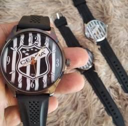 Título do anúncio: Relógios de futebol times cearense top