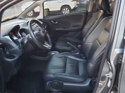 Título do anúncio: Honda Fit 1.5 EX aut 2010/2011 bancos em couro