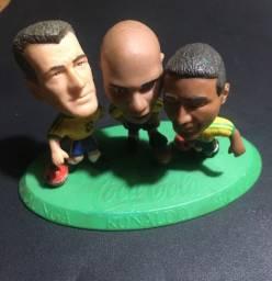 Jogadores Futebol em miniatura