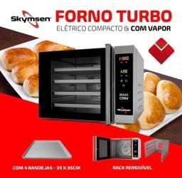 Forno turbo Conveccao - JM equipamentos BC