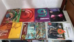 Livros 9 ano Latu Senso 50 reais cada