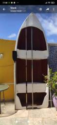 Barco de fibra