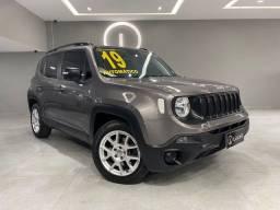 Título do anúncio: Jeep Renagade sport 2019 -completo - motor 1.8 flex - unico dono