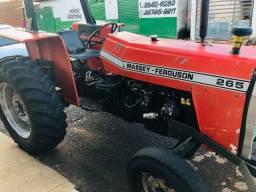 Trator Massey Fergunson 265 a venda