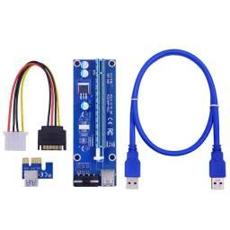 PCIe Externo para Placa de Vídeo e Mineração de Bitcoins
