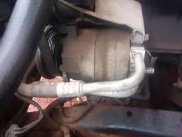 Compressor d ar condicionado da silverado 6 cilindros 4.1